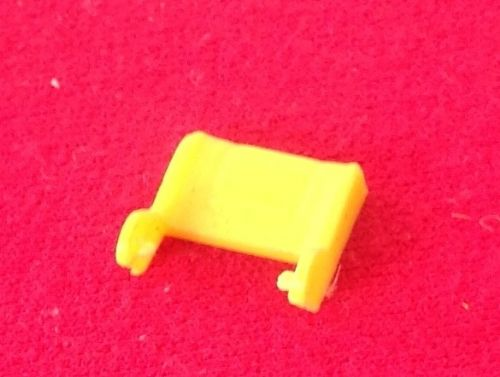 Corgi #241 - Original - Ghia L. 6.4 - Front Seat Back in Yellow
